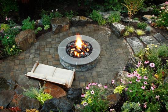 Firepits To Enhance The Overall Look Of Your Backyard