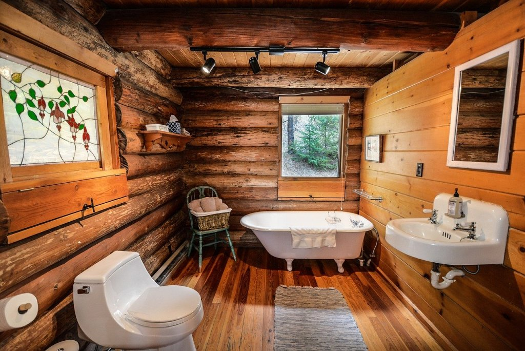 Steps To Creating A Rustic Bathroom Look