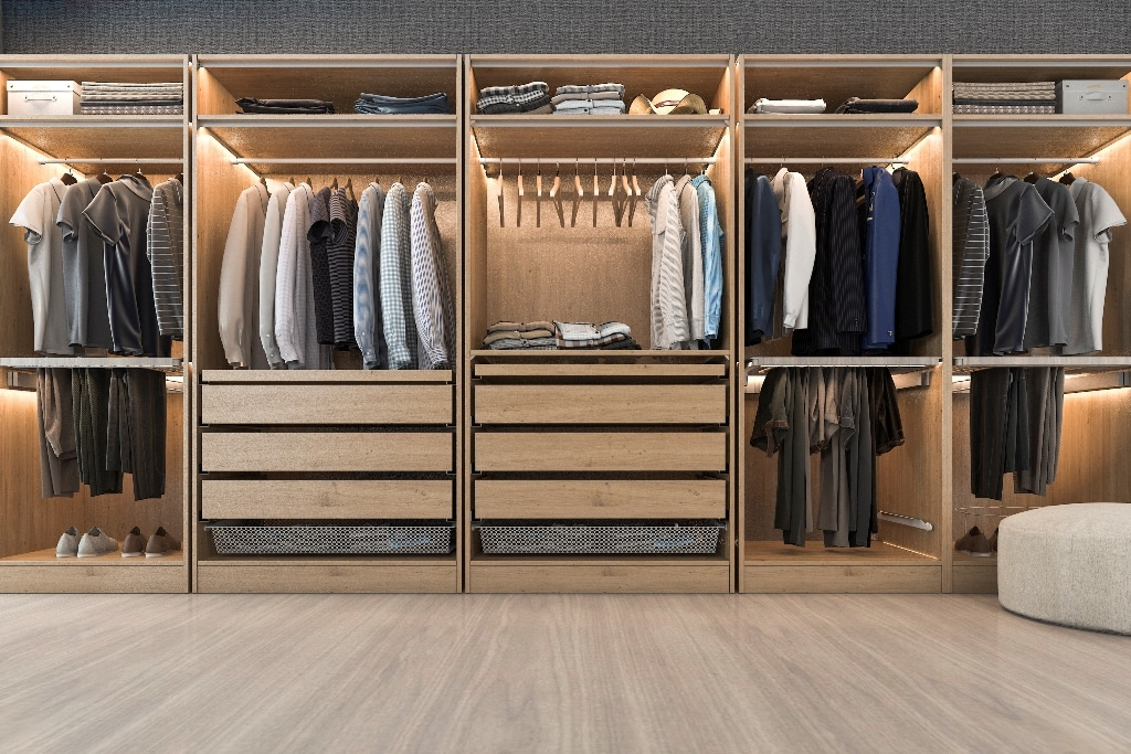 Closet Makeover Ideas For Inspiration