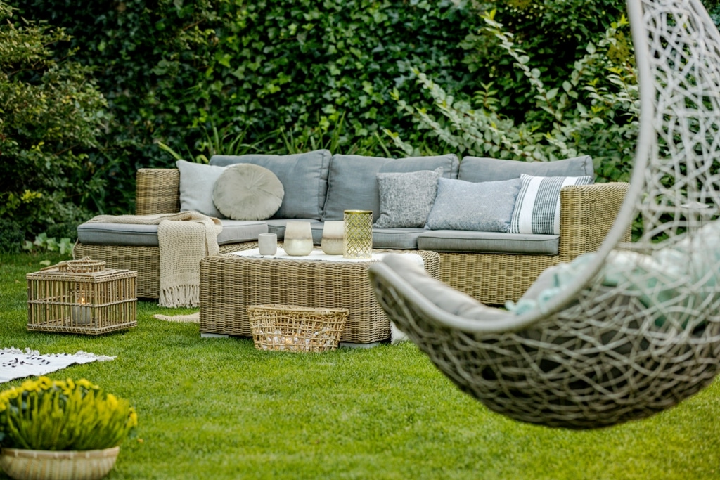 Best Outdoor Furnishing For Lounging In Your Backyard